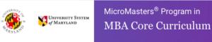 edX MBA Course