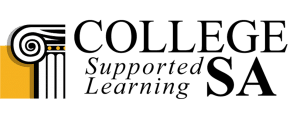 College SA logo