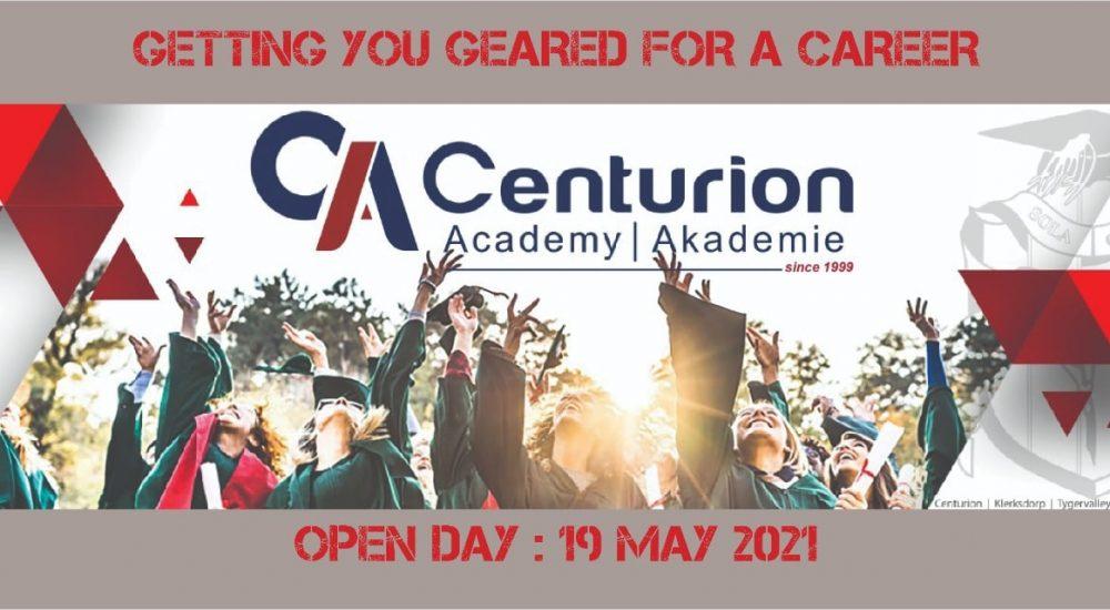 Centurion Academy Splash Image 4